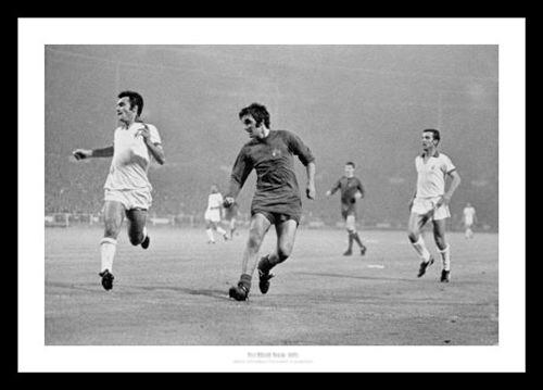 George Best - 1968 European Cup Final Goal