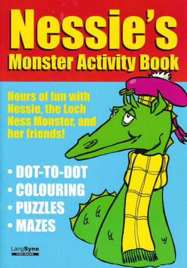 Nessie's Monster Activity Book