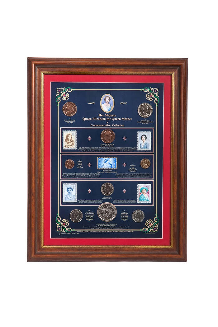 Queen Mother Commemorative Collection