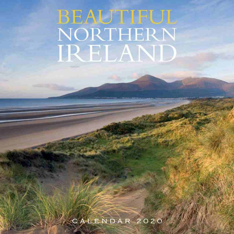 Beautiful Northern Ireland Calendar 2020
