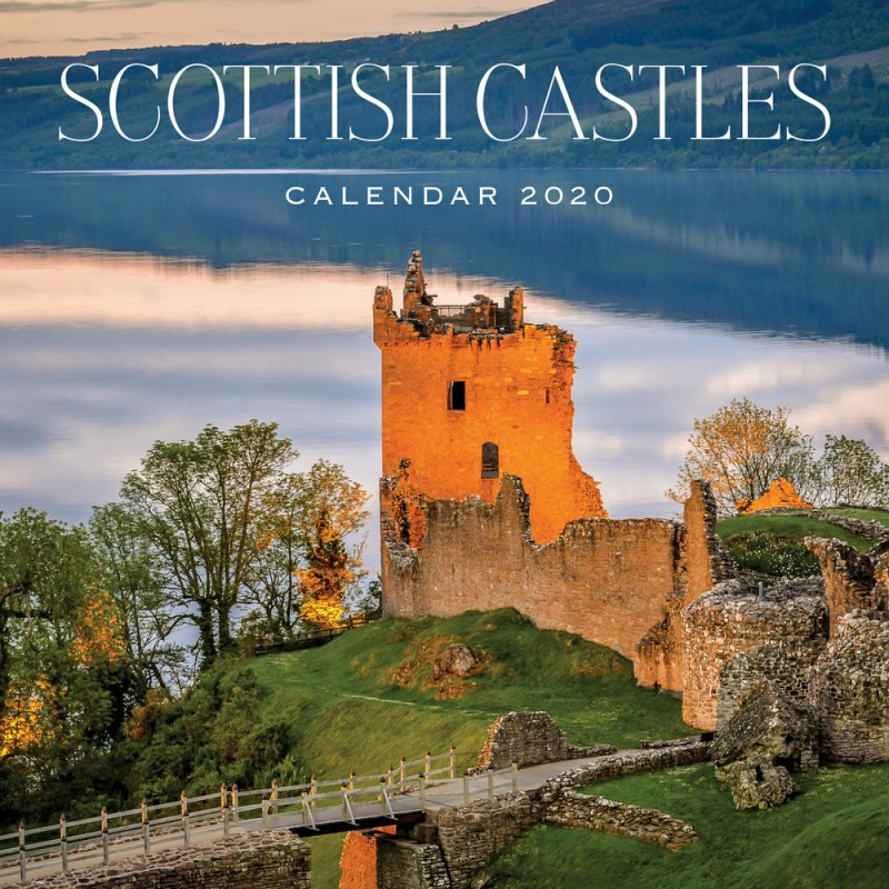 Scottish Castles Calendar 2020
